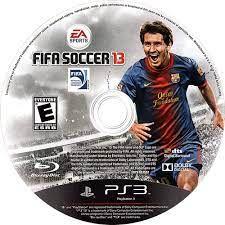 Usado Jogos Usados PS3 Fifa 13 (LOOSE) - EA Sports
