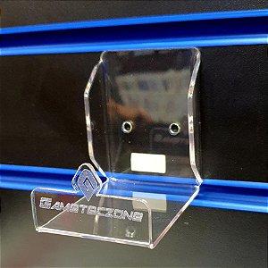 Suporte de Parede Universal para Controle PS5 PS4 PS3 XBOX Séries S X One 360 - Cristal