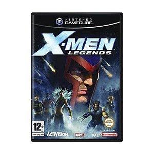 Usado Jogo Nintendo Gamecube X Men Legends - Activision