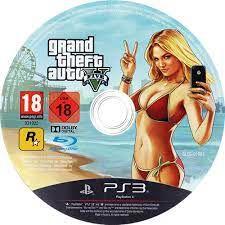 Usado Jogo PS3 Grand Theft Auto V GTA 5 (loose) - Rockstar