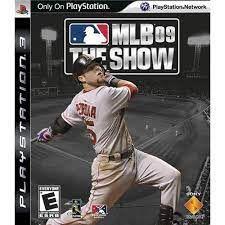 Jogo PS3 MLB 09 The Show - Sony