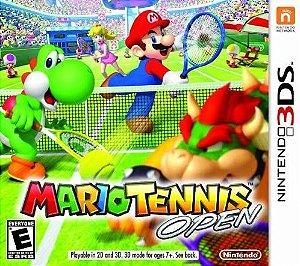 Usado Jogo Nintendo 3DS Mario Tennis Open - Nintendo