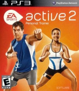 Jogo Playstation 3 EA Sports Active 2 Personal Trainer - EA