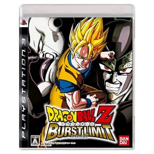 Usado Jogo PS3 Dragon Ball Burst Limit - Bandai