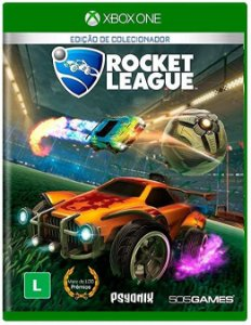 Jogo Xbox One Rocket League - Psyonix