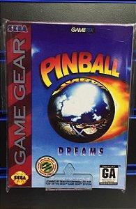 Usado Jogo Game Gear Pinball Dreams - Sega