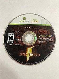 Usado Jogo Xbox 360 Resident Evil 5 Loose - Capcom