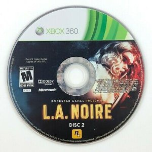 Usado Jogo Xbox 360 L.A. Noire (Loose) - Rockstar