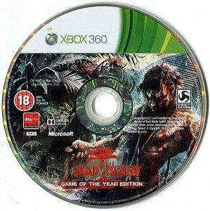 Usado Jogo Xbox 360 Dead Island ( loose ) - Deep Silver