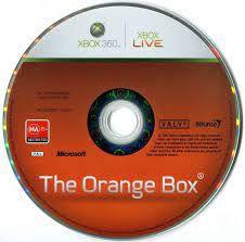 Jogo Xbox 360 The Orange Box + Portal 2  (Loose) - Valve