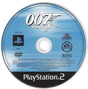 Jogo PS2 007 Nightfire (loose) - Electronic Arts