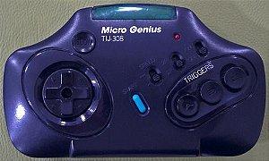 Usado Controle para Mega Drive Micro Genius TIJ-308 - Importado