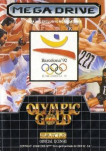 Jogo Mega Drive Olympic Gold Barcelona 92 - Na Caixa - Sega
