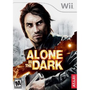 Jogo Nintendo Wii Alone in the Dark - Atari