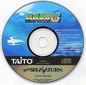 Jogo Sega Saturn Darius Gaiden Japones (loose) - Taito