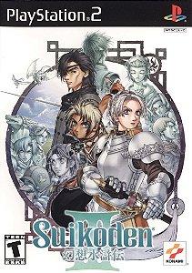 Jogo PS2 Suikoden 3 III - Konami