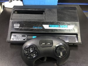 Console  Turbo Game - CCE