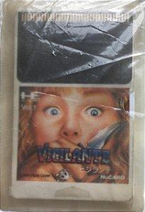 Jogo PC Engine Vigilante HuCard Japonês - Konami