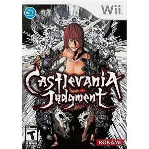 Usado Jogo Nintendo Wii Castlevania Judgment - Konami
