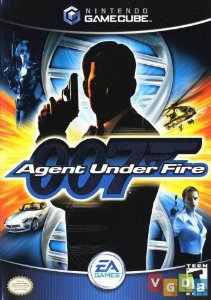 Jogo Game cube 007 Agent Under Fire - Electronic Arts