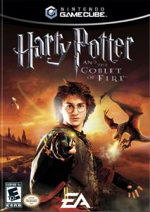 Jogo Nintendo Game Cube Harry Potter And The Goblet Of Fire - EA Games