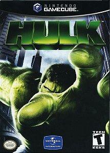 Jogo Nintendo GameCube Hulk - Marvel