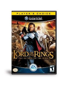 Jogo Nintendo Game Cube The Lord of the Rings: The Return of the King - Electronic Arts