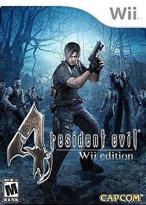Jogo Nintendo Wii Resident Evil 4 - Capcom