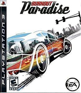 Jogo PS3 Burnout Paradise - Electronic Arts