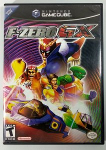 Jogo Nintendo Game Cube F-Zero GX - Nintendo