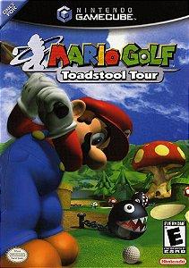 Jogo Game Cube Mario Golf Toadstool Tour - Nintendo