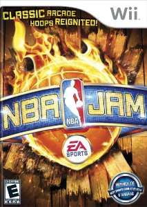 Jogo Nintendo Wii Nba Jam - EA