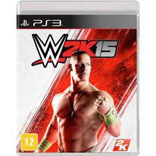 Jogo PS3 WWE 2K15 - 2K