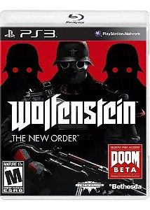 Jogo PS3 Wolfenstein: The New Order - Bethesda