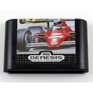 Jogo Mega Drive Super Monaco GP - Sega
