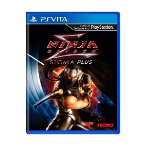 Jogo PS Vita Ninja Gaiden Sigma Plus - Tecmo