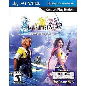 Usado Jogo PS Vita Final Fantasy X - Square Enix