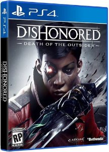 Jogo PS4 Dishonored Death Of the Outsider - Bethesda