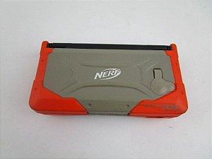 Case de proteção Nintendo DSi Nerf Laranja