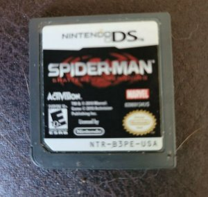 Jogo Nintendo DS Spiderman Shattered Dimensions - Activision