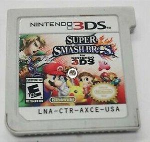 Jogo Nintendo 3DS Super Smash Bros (loose) - Nintendo