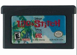 Jogo Game Boy Advance Lilo & Stitch  - Disney