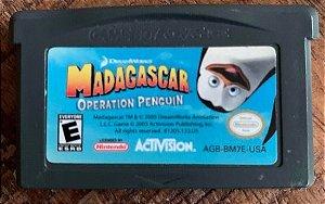 Jogo Game Boy Advance Madagascar - Activision