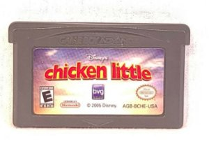 Jogo Nintendo Game Boy Advance Chicken Little - Disney
