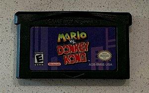 Jogo Game Boy Advance Mario Vs Donkey Kong - Nintendo