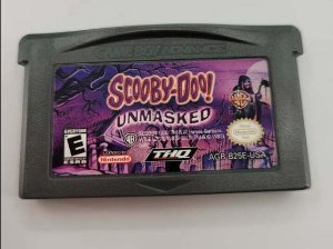 Jogo Game Boy Advance Scooby-Doo Unmasked - THQ