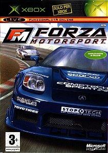 Jogo Xbox Clássico Forza Motorsport  - Microsoft
