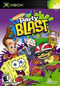 Jogo Xbox Clássico Nickelodeon Party Blast - Infogrames