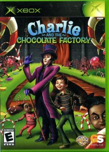 Jogo Xbox Clássico Charlie and the Chocolate Factory - WB Games