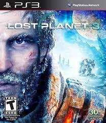 Jogo PS3 Lost Planet 3 - Capcom